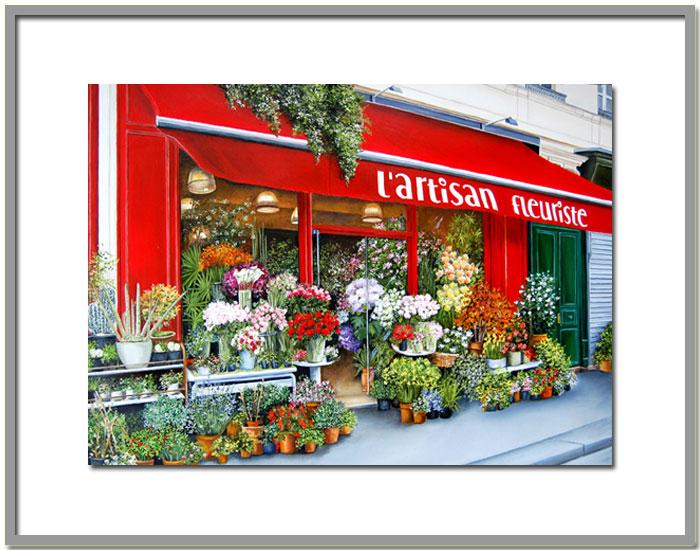 Au comptoir des fleurs fleuriste paris for Trouver un fleuriste